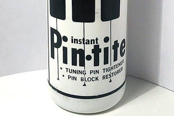 Средство PIN–TITE для укрепления вирбельбанка фортепиано