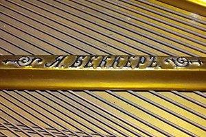 Важную часть реставрации пианино и роялей занимает восстановление механики
