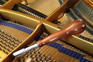Настройка аликвотных роялей Блютнер