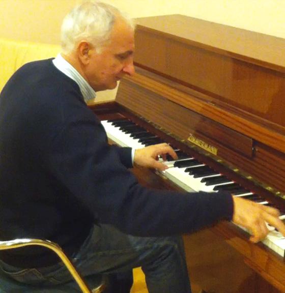 мастер - настройщик пианино