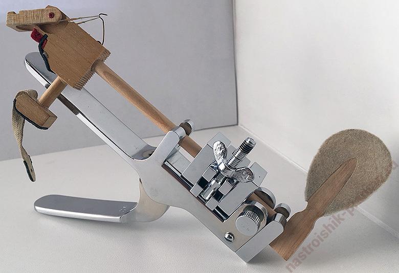 Инструмент для ремонта молоточков пианино