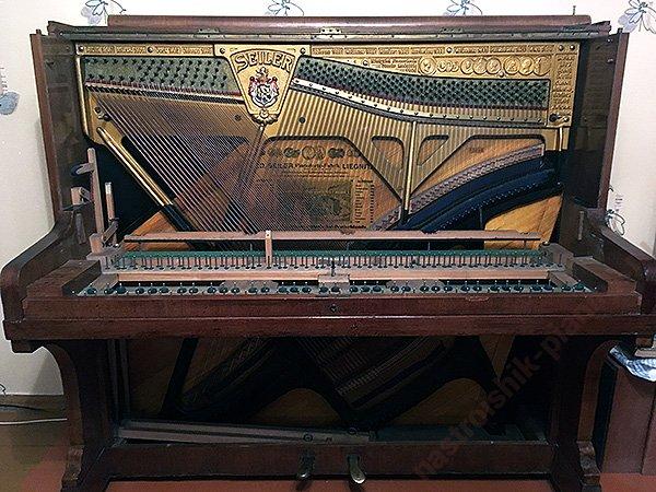 продажа антикварного пианино