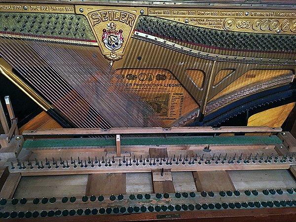 продажа старого пианино