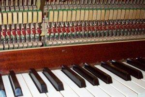 Пианино и дела сердечные