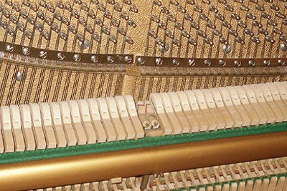 О самостоятельной настройке фортепиано