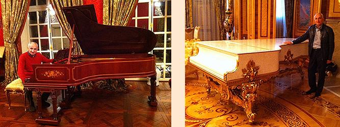 настройщик рояля в Москве