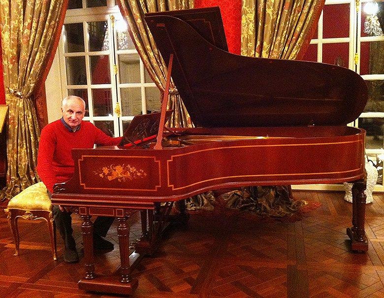 музыкальный мастер по реставрации пианино и роялей
