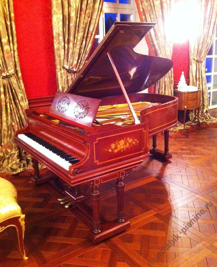 красивый рояль STEINWAY&SONS